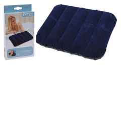 Inflatable Neck Pillow - Blue