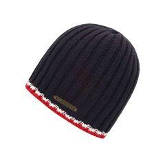 Skogstad Utvik Knitted Hat - Navy