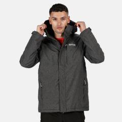Regatta Men's Volter Shield Waterproof Heated Jacket - Magnet Grey