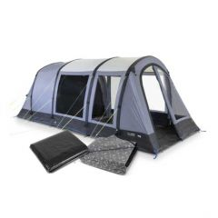 Kampa Dometic Wittering 4 Air Tent / Carpet / Footprint Package