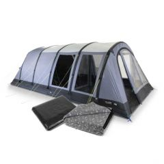 Kampa Dometic Wittering 6 Air Tent / Carpet / Footprint Package