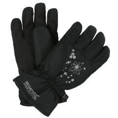 Regatta Arlie II Waterproof Gloves - Black