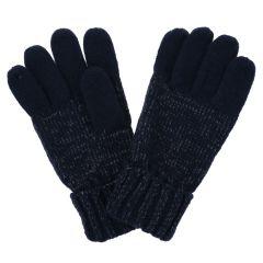 Regatta Luminosity Knitted Gloves - Navy