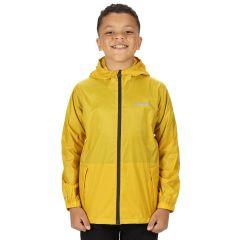 Regatta Kids Waterproof Packaway Pack It Jacket III - Midnight