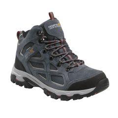 Regatta Lady Tebay Mid Walking Boots - Grey
