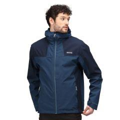 Regatta Wentwood VI 3-in-1 Insulated Jacket - Moonlight Denim