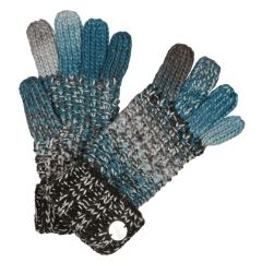 Regatta Frosty Knitted Gloves - Black