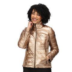 Regatta Keava Quilted Jacket - Bronze