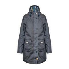 Weird Fish Beatrix Waxed Waterproof Jacket