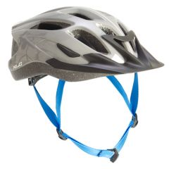 XLC C25 Cycle Helmet - Grey/Blue
