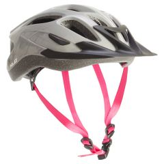 XLC C25 Cycle Helmet - Grey/Pink