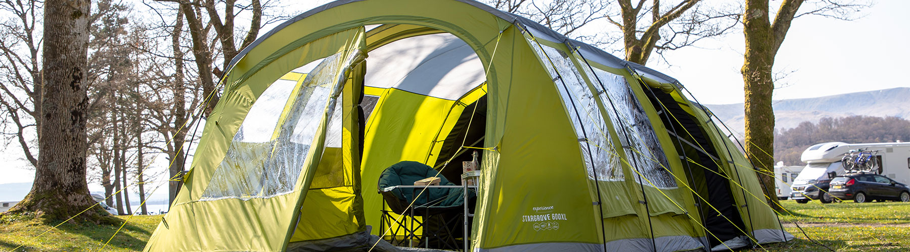 Vango Stargrove 600 Family Tent